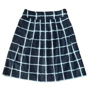 Michael Michael Kors Windowpane Skirt